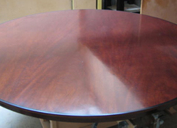 French polishing and surface repairs